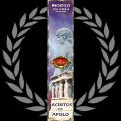 Incienso Jacintos Apolo