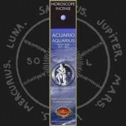 Incienso Horóscopo Acuario