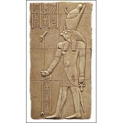 Relieve dios Horus 29 cm