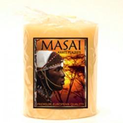 Vela Cilindro Masai 80x70