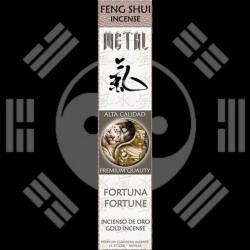 Incienso Feng shui Metal