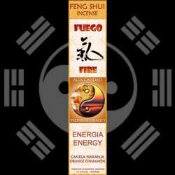 Incienso Feng shui Fuego