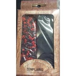 Incienso en grano Templario