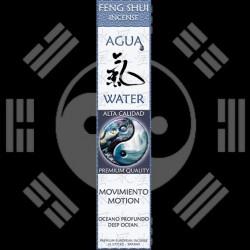 Incienso Feng shui Agua